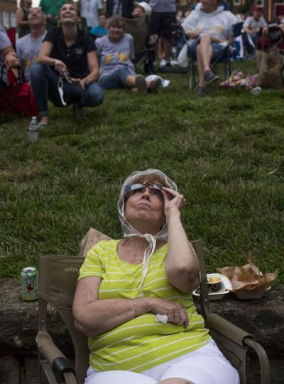 Falls City Solar Eclipse