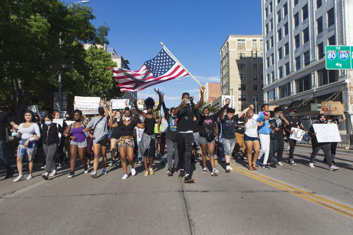 BLM Peaceful Protest