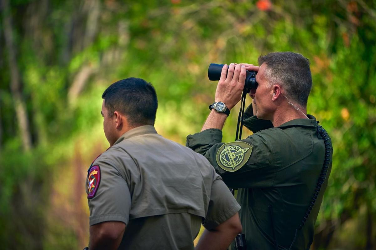 Nebraska State Patrol, Texas border enforcement