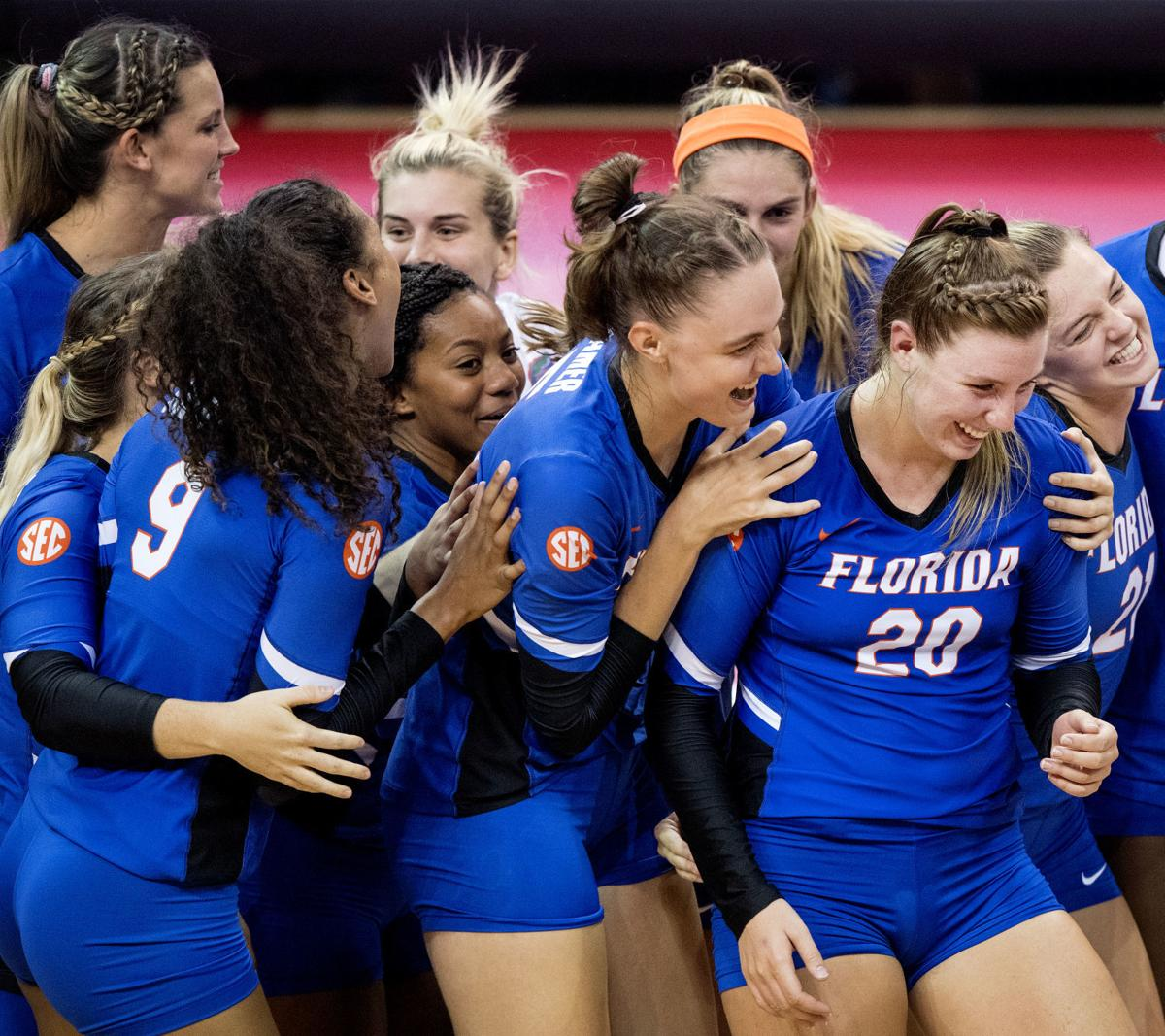 Photos: Huskers fall to Florida 3-1 in rematch of 2017 ...