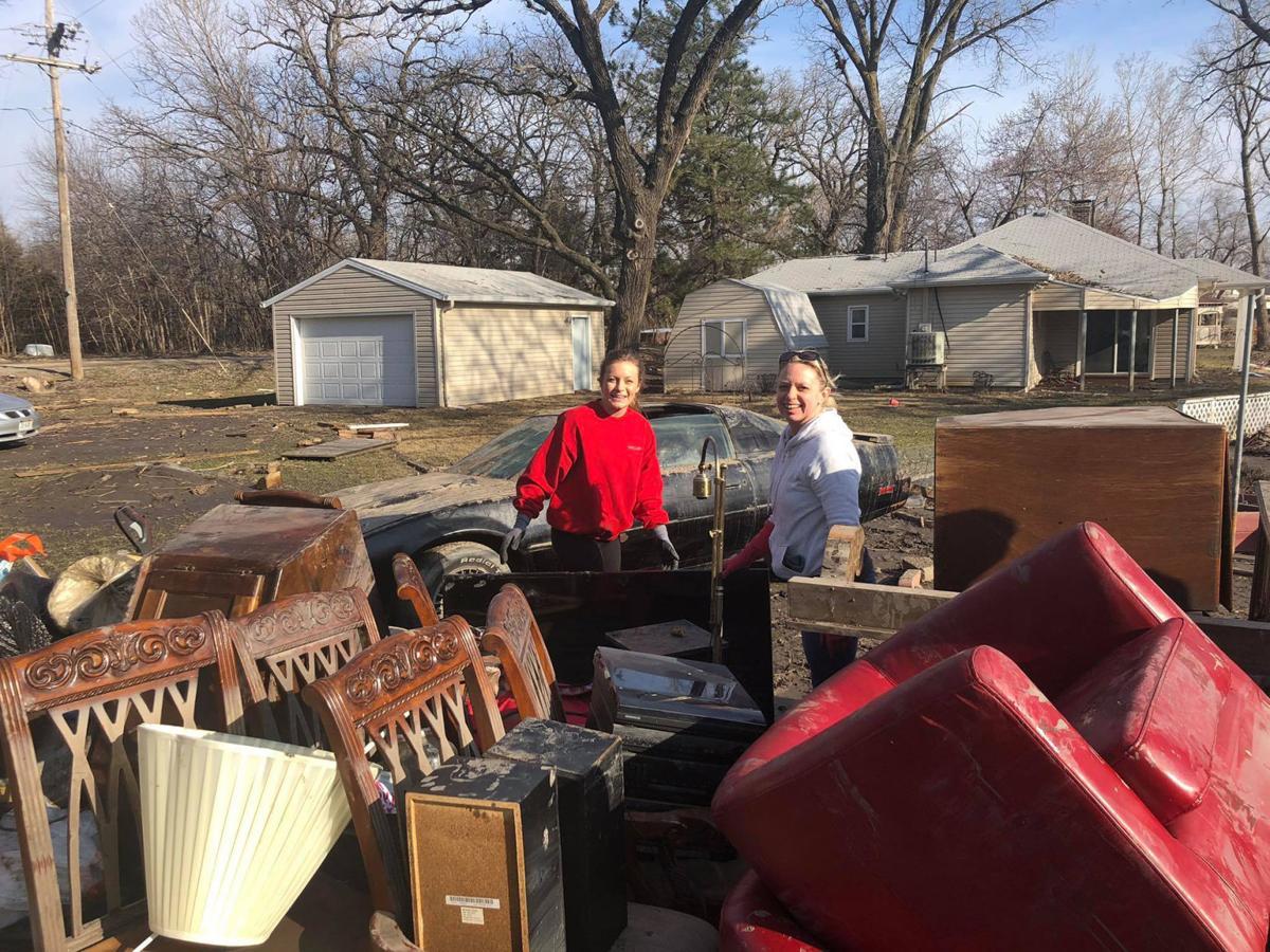 Lincoln Christian flood relief efforts in Ashland