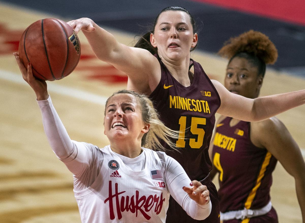 Nebraska vs. Minnesota, 1.19