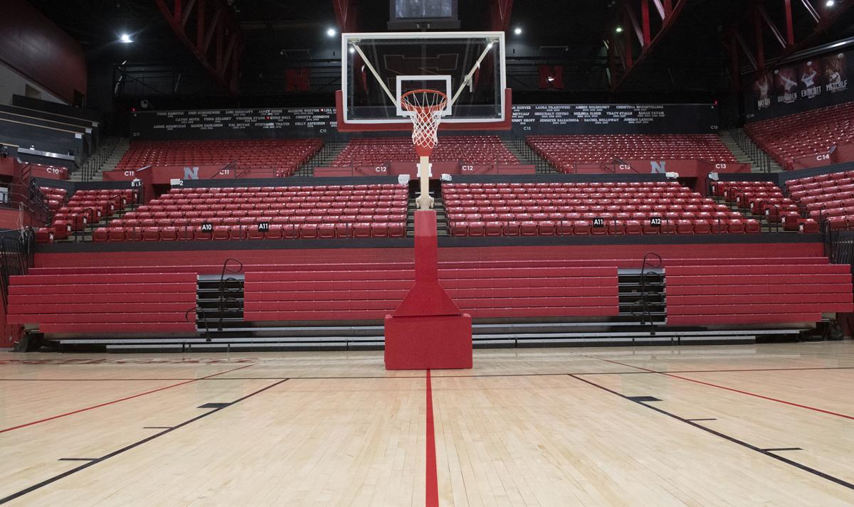 Devaney Sports Center empty