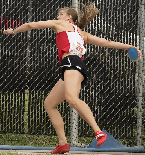 State track and field, Day 1, 5/17