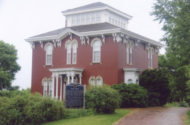 Muir House, Brownville, Nebraska