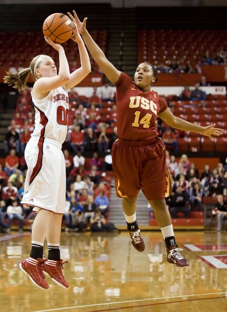 Gallery: Nebraska vs. USC women's basketball, 11.18.2011 ...