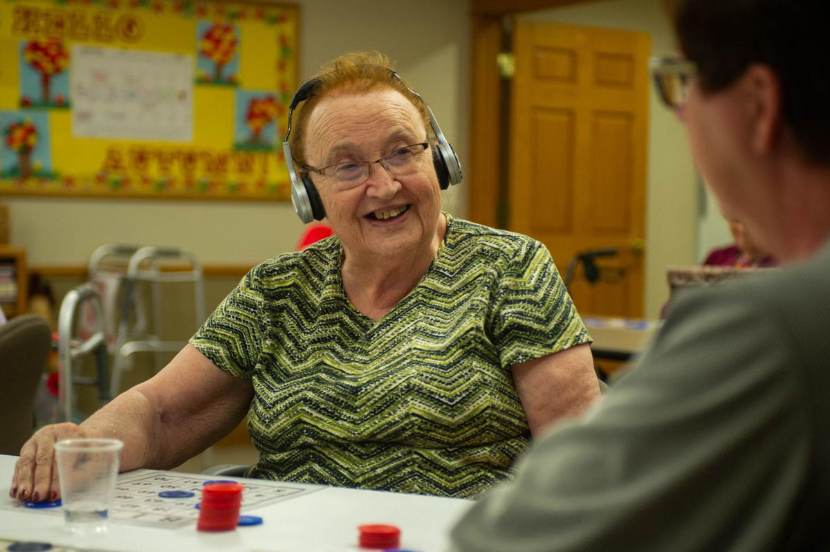 Bingo at Legacy Arbors, 9/28