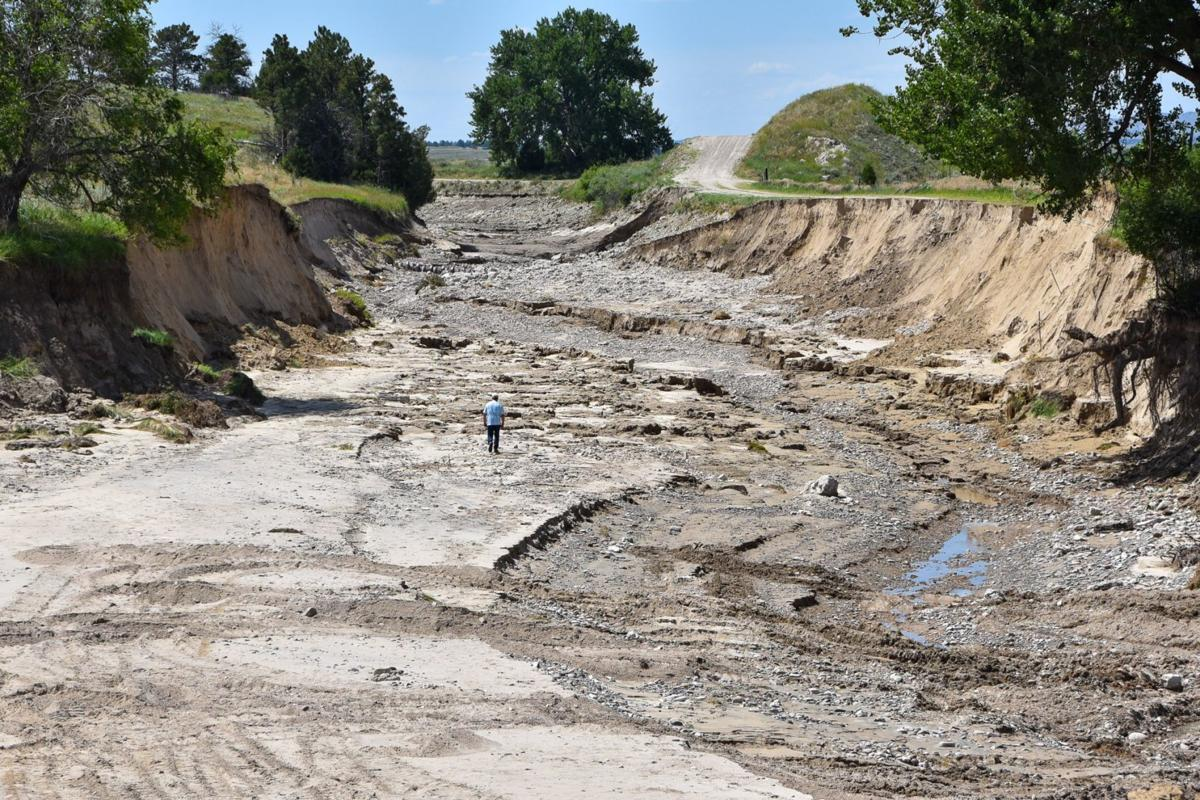 Irrigation collapse