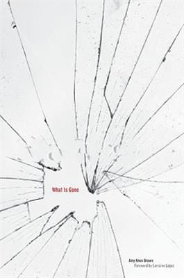 What Is Gone book cover