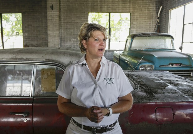 Collection Of A Lifetime: Chevy Dealer To Sell 500 Old