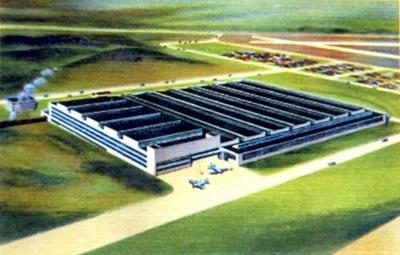 Glenn L. Martin Bomber Plant