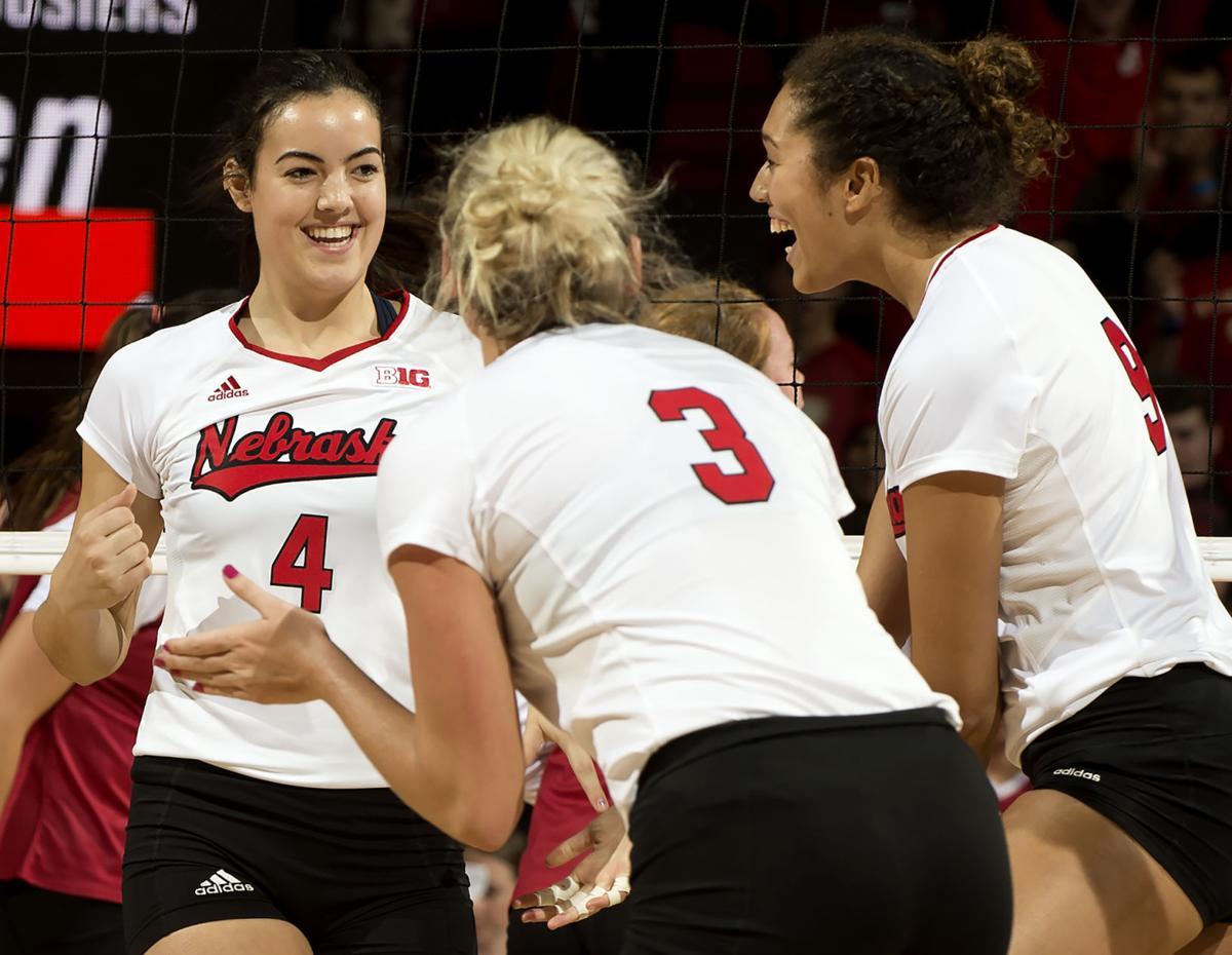 Freshman Class Is Helping Nebraska Volleyball Team Stay A