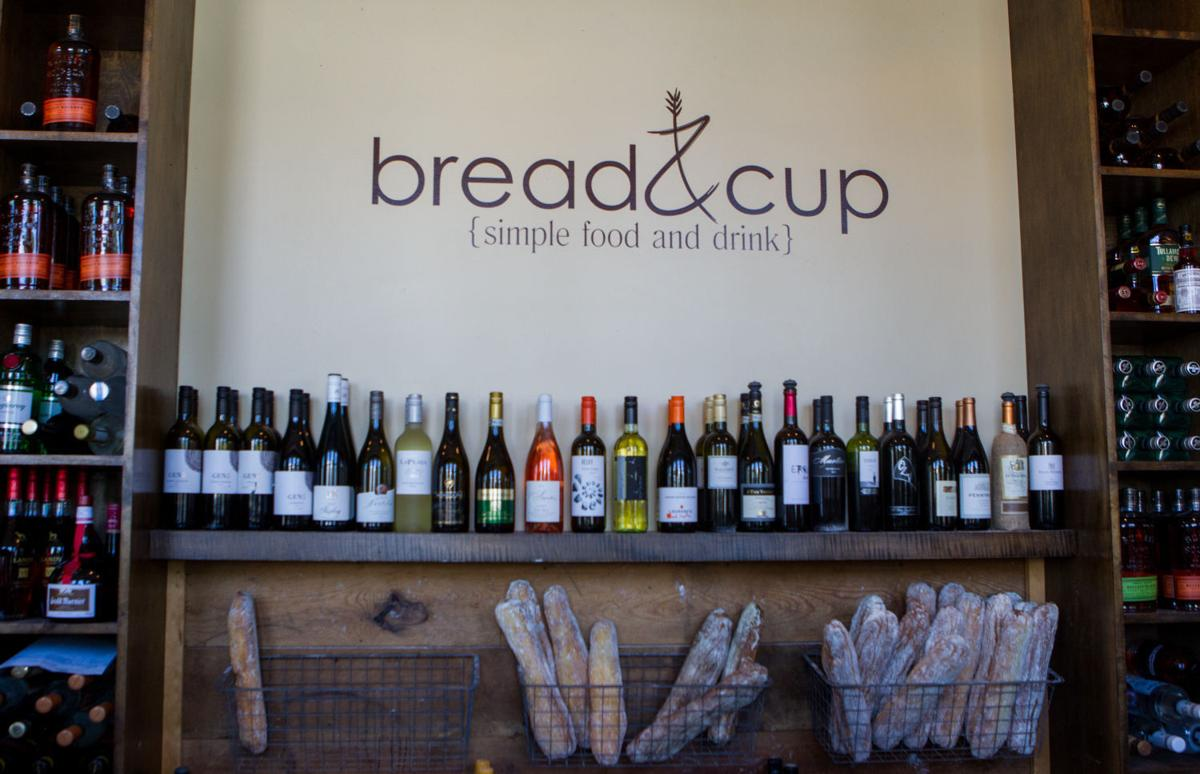 Bread&cup