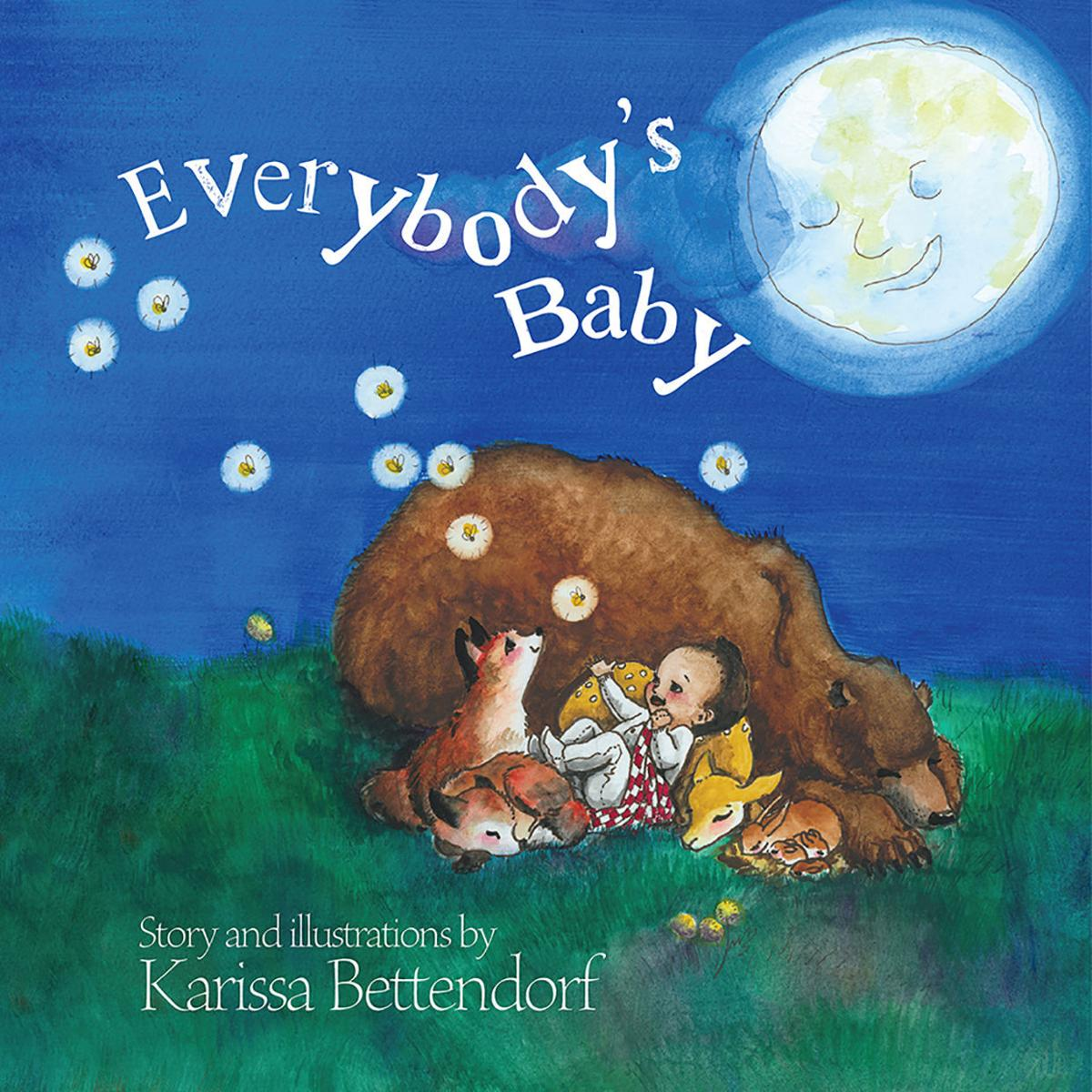 Everybody's Baby book cover