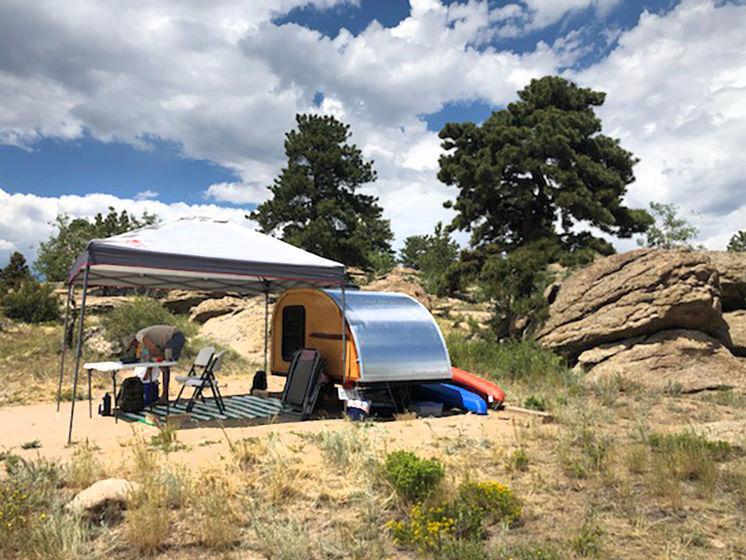 Colorado camper