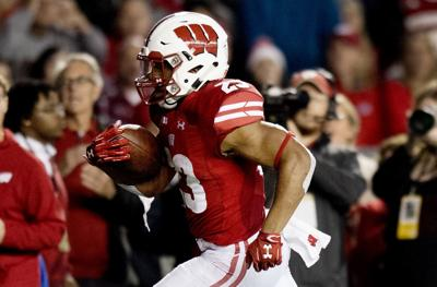 Nebraska vs. Wisconsin, college football, 10.6.18