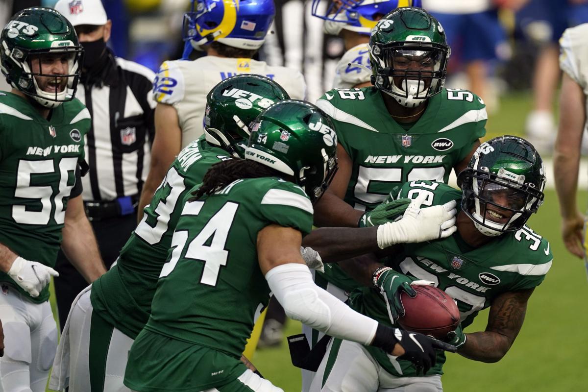 Jets Rams Football