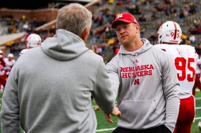 Nebraska vs. Iowa, 11.23