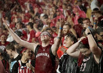 Akron vs. Nebraska, college football, 9.1.18
