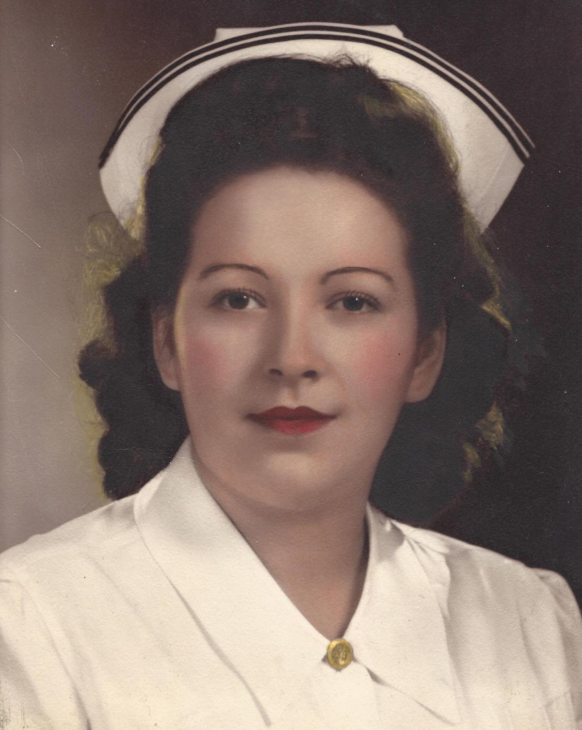 Helen (Kucera) Campbell