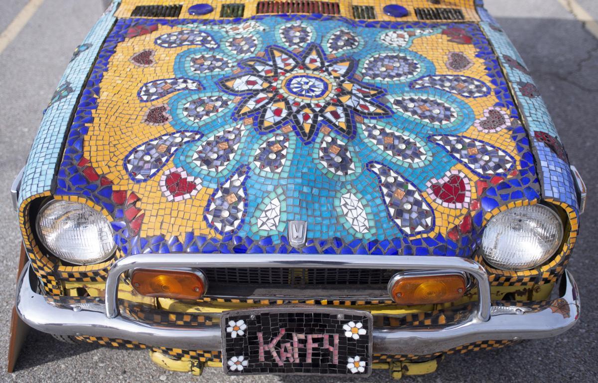 Mosaic Car, 6.16