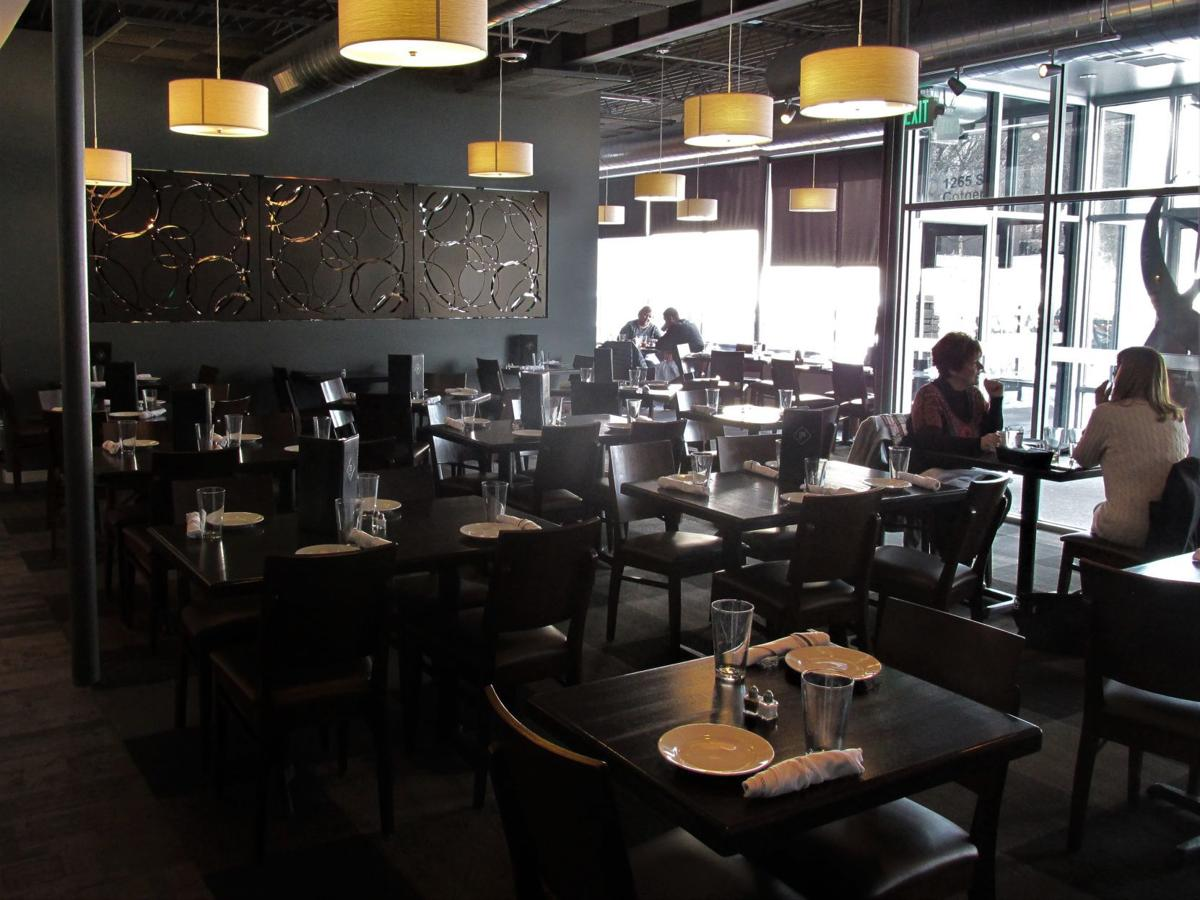 Piedmont Bistro by Venue's dining room