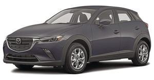 Mazda CX-3, $20,640.