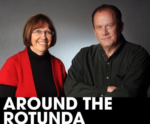 Around the Rotunda logo