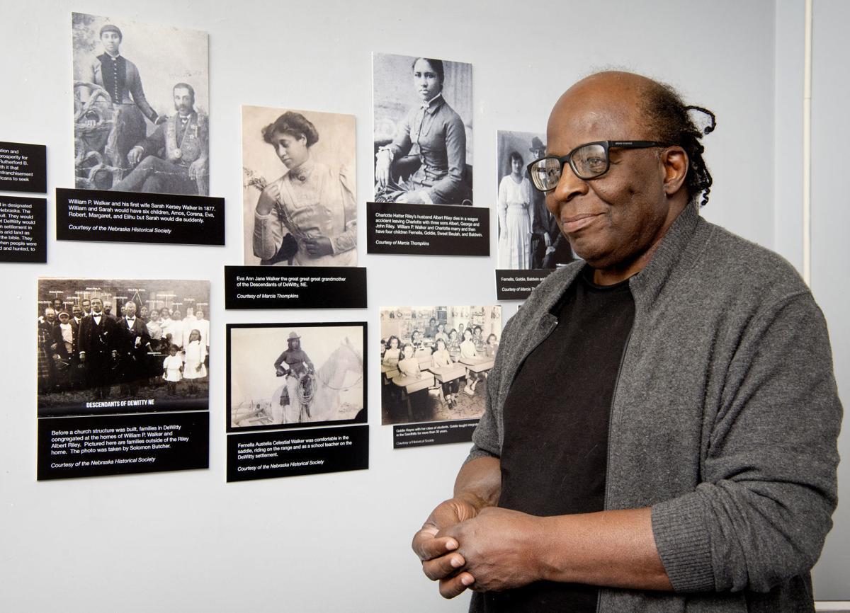 Artes Johnson Mini-Photo Exhibit, 6.11