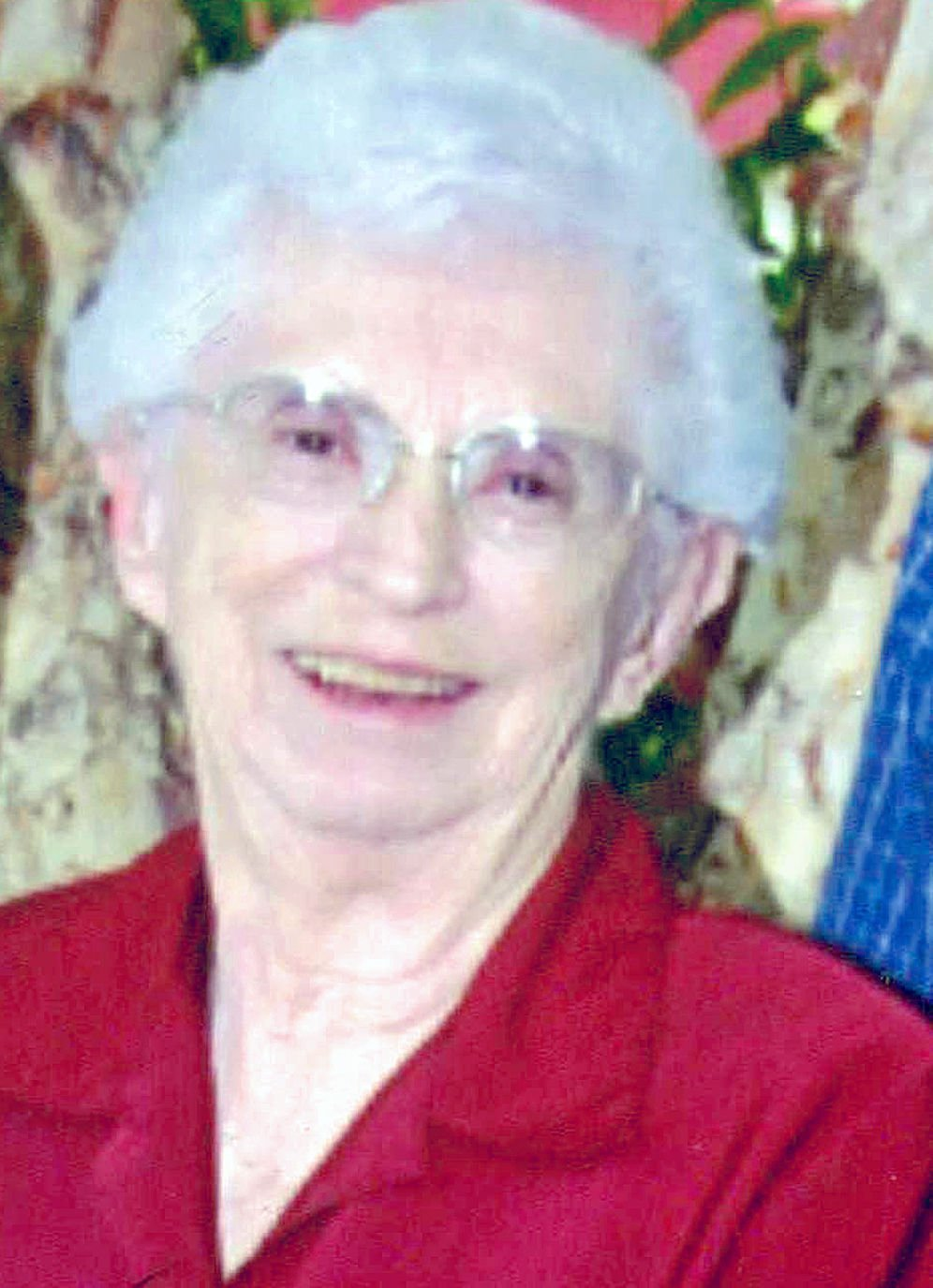 Happy 90th birthday, Rita Doyle