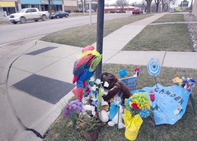 Camden King memorial