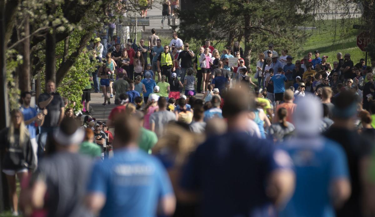 Lincoln Marathon, 5.6.18