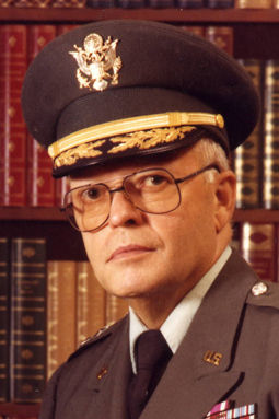 Major General Edward C. Binder