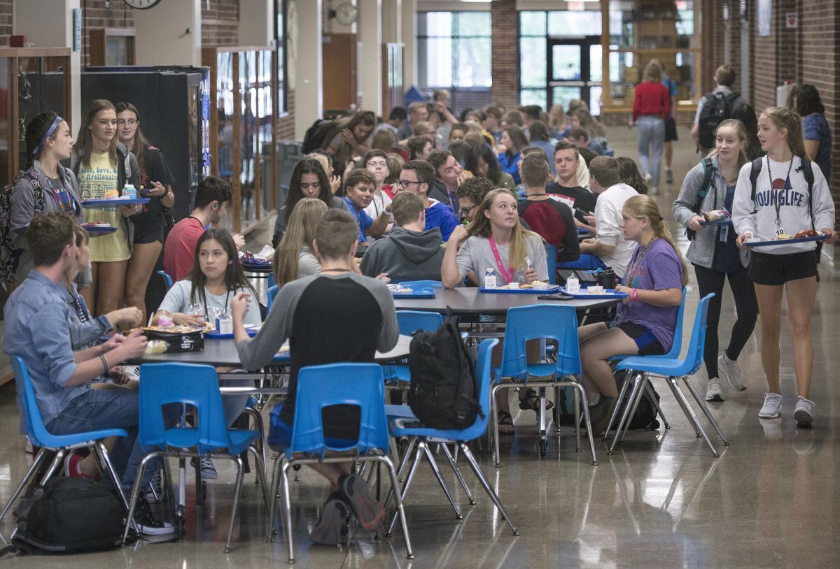 East record enrollment