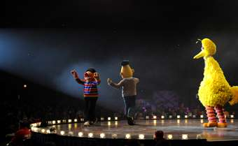 Sesame Street Live Teaches Through Song And Dance Local