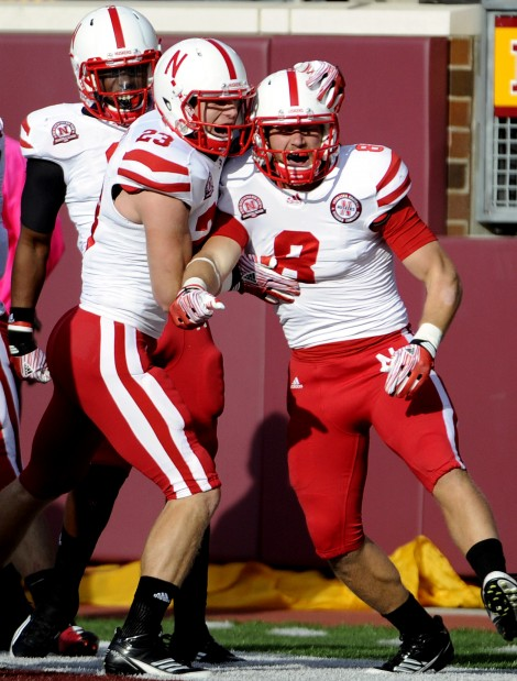 Nebraska vs. Minnesota, 10.22.2011 14