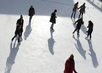 The Railyard Ice Rink
