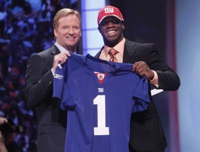 Prince Amukamara - NFL Draft