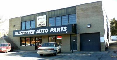 a street auto parts