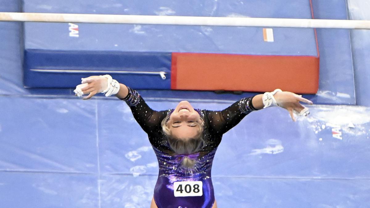 NCAA Womens Gymnastics Championships