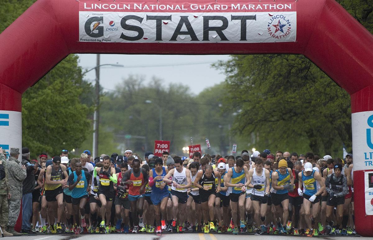 39th Annual Lincoln Marathon