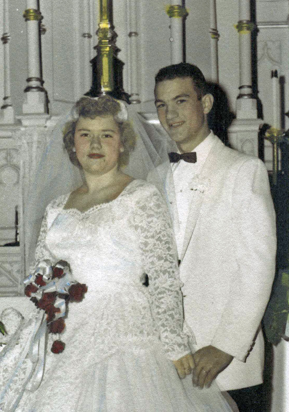 Happy 60th wedding anniversary, John and Arlene (Korell) Delisi