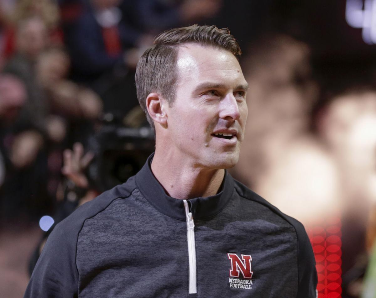 Nebraska Assistant Coaches Football