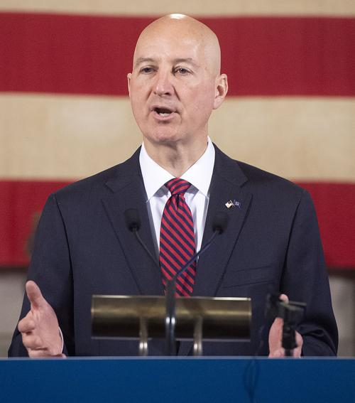 Governor's press conference