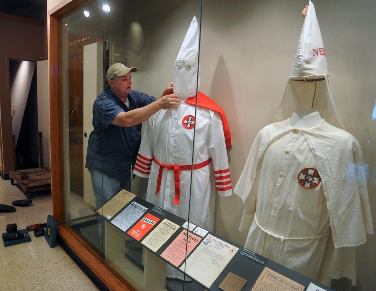 KKK in Lincoln