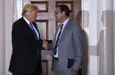 Trump and Todd Ricketts