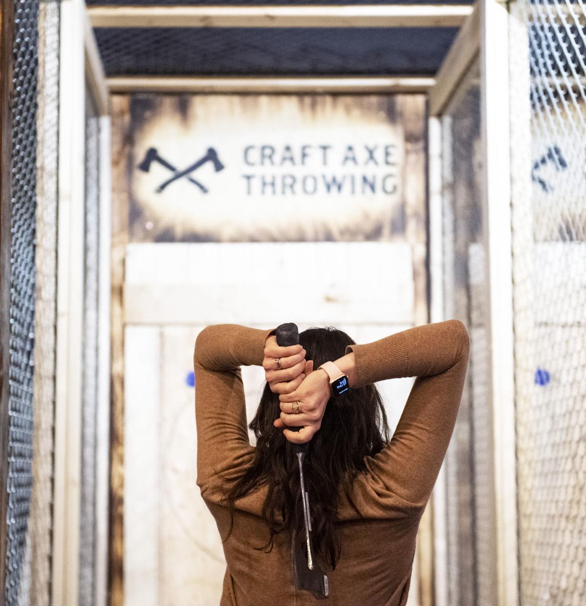 Craft Axe Throwing, 12.27