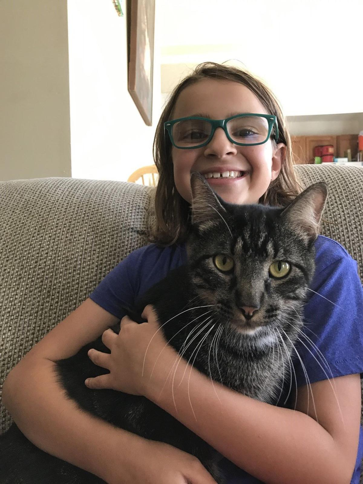 Cat Reunited After Eight Months Apart