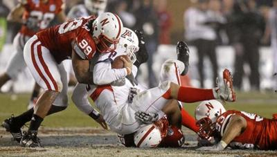 Arizona offense never got started against NU