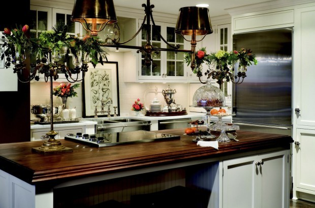 Kitchen Islands Displays